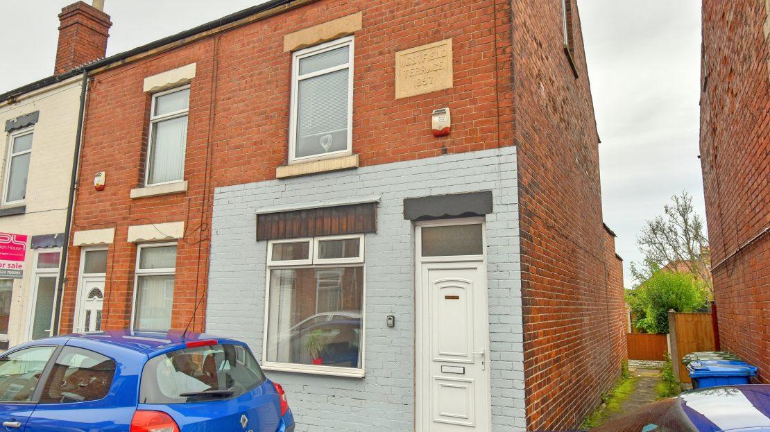 Titchfield Street, Mansfield - Front