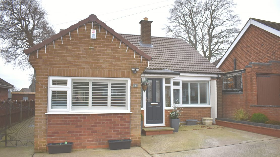 Booth Avenue, Pleasley - Front